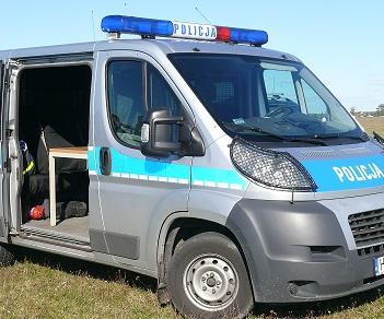Wieści policja Tomaszów