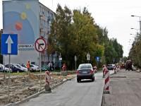 Wieści remont ulicy Skierniewice