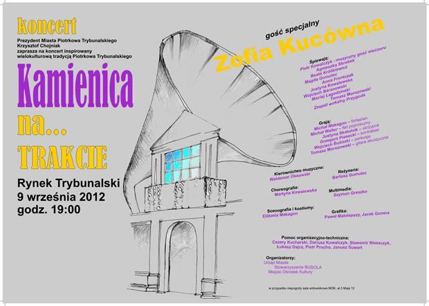 Wieści koncert Piotrków