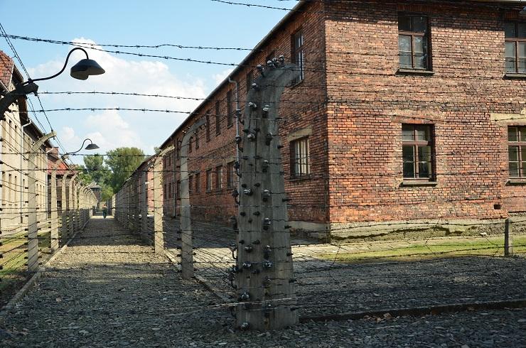 Wieści obóz koncentracyjny Oświęcim