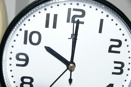 Wieści zegar
