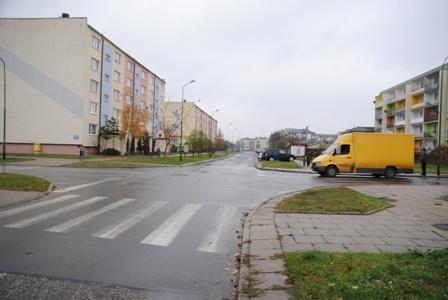 Wieści Tomaszów Maz., policja, Potrącił kierującego rowerem