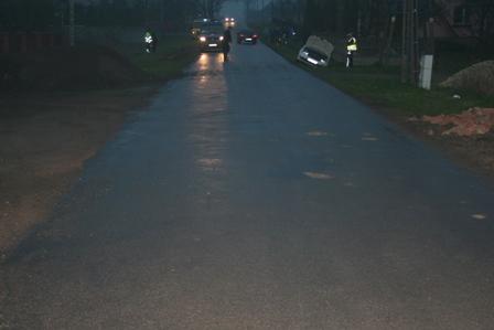 Wieści policja Piotrków wypadek