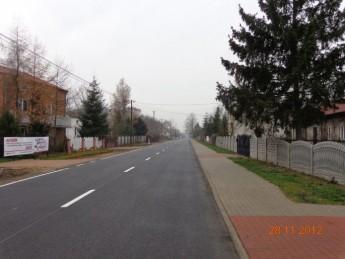 Wieści droga powiatowa w Pożdżenicach