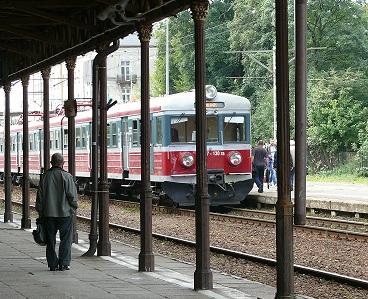 Wieści pociąg