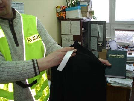 Wieści policja zatrzymała fałszywego księdza w Skierniewicach