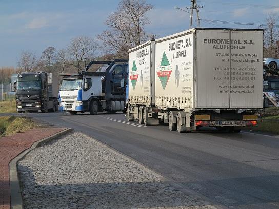 wieści droga powiatowa Kącik-Mzurki