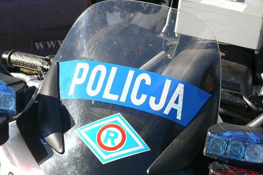 Wieści policja