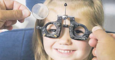 Wieści badania wzroku