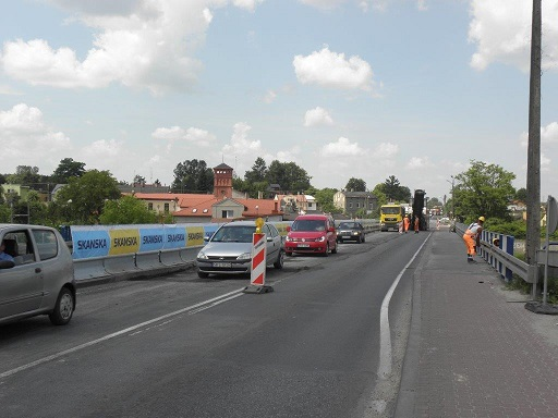 Wieści remont_mostu Sulejów
