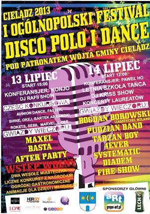 Wieści_Festiwal_disco_polo_w_Cielądzu