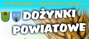 Wieści_dożynki_powiatowe_w_Łękińsku