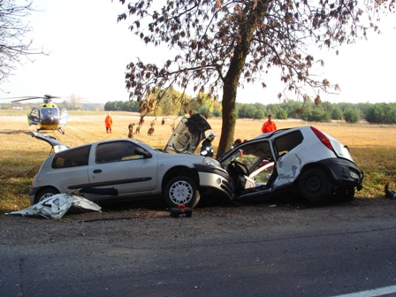 Wieści wypadek Skierniewice