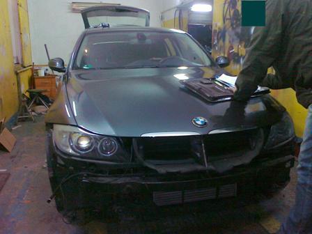 Wieści Tomaszów Maz.,policja odzyskała skradzione BMW