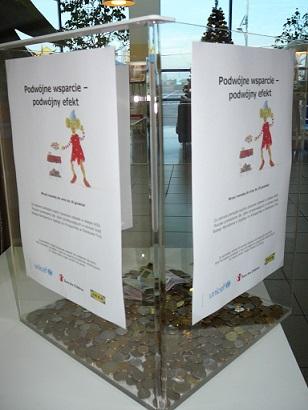 Wieści IKEA Łódź, kup pluszaka dla dzieciaka
