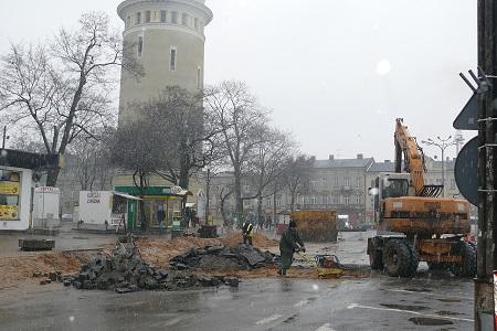 Wieści Piotrków POW remont