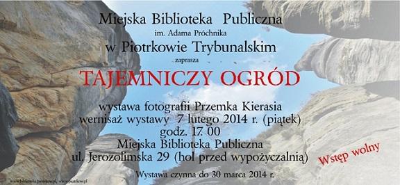 Wieści wystawa fotografii Przemka Kierasia