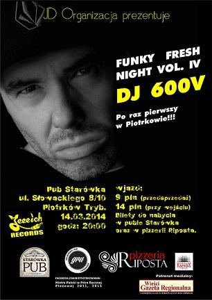 Wieści DJ 600V