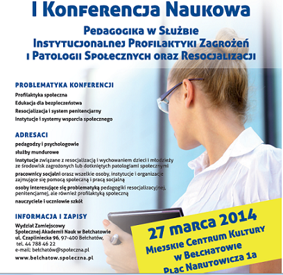 Wieści Konferencja Naukowa Bełchatów