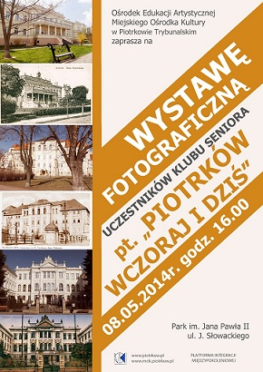 Wieści Piotrków Wystawa fotograficzna