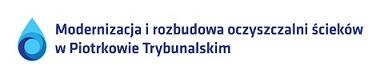 Wieści Piotrków modernizacja oczyszczalni ścieków