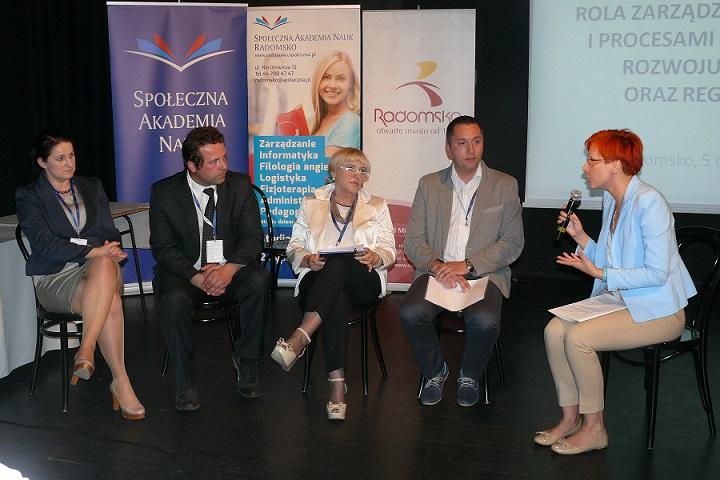 Wieści konferencja Radomsko