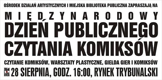 Wieści czytanie_komiksow2014