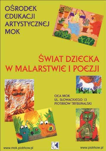Wieści warsztaty plastyczne Piotrków