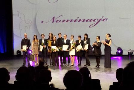 nagrodzona stunetka M. Witkowicz na ART OF PACKAGING 2014