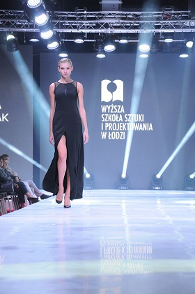 fot. Ptak Fashion City, projekt studnetka Monika Szymczak