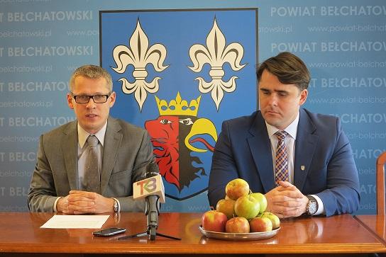 Wieści starosta bełchatowski