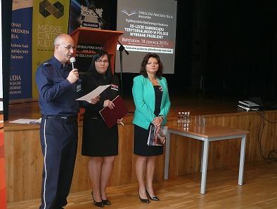 Wieści konferencja o samorządzie terytorialnym