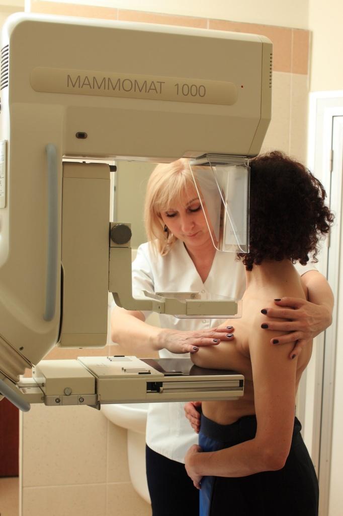Wieści mammografia