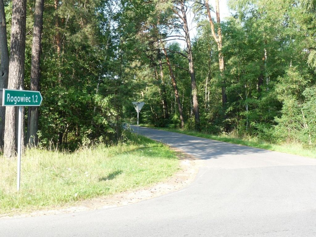 Wieści droga Rogowiec