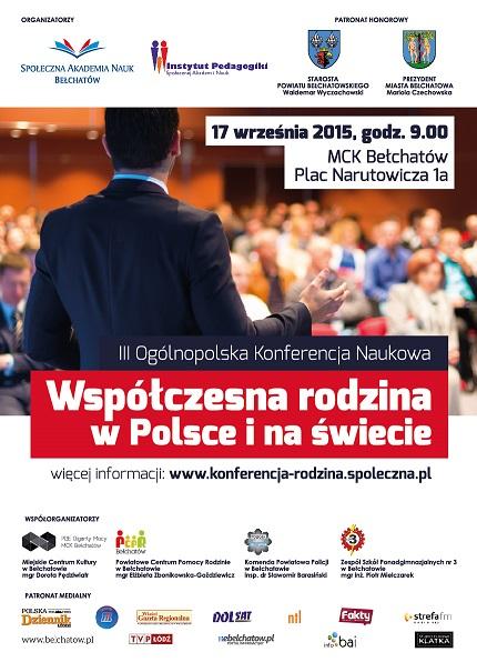 plakat IIIkonferencja