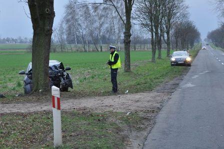 Wieści Łowicz wypadek