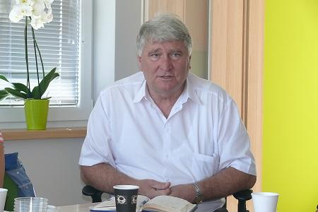 Andrzej Kaczmarek, prezes EKO-REGION Sp. z o.o.