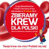 Zbieramy krew dla Polski - IX edycja