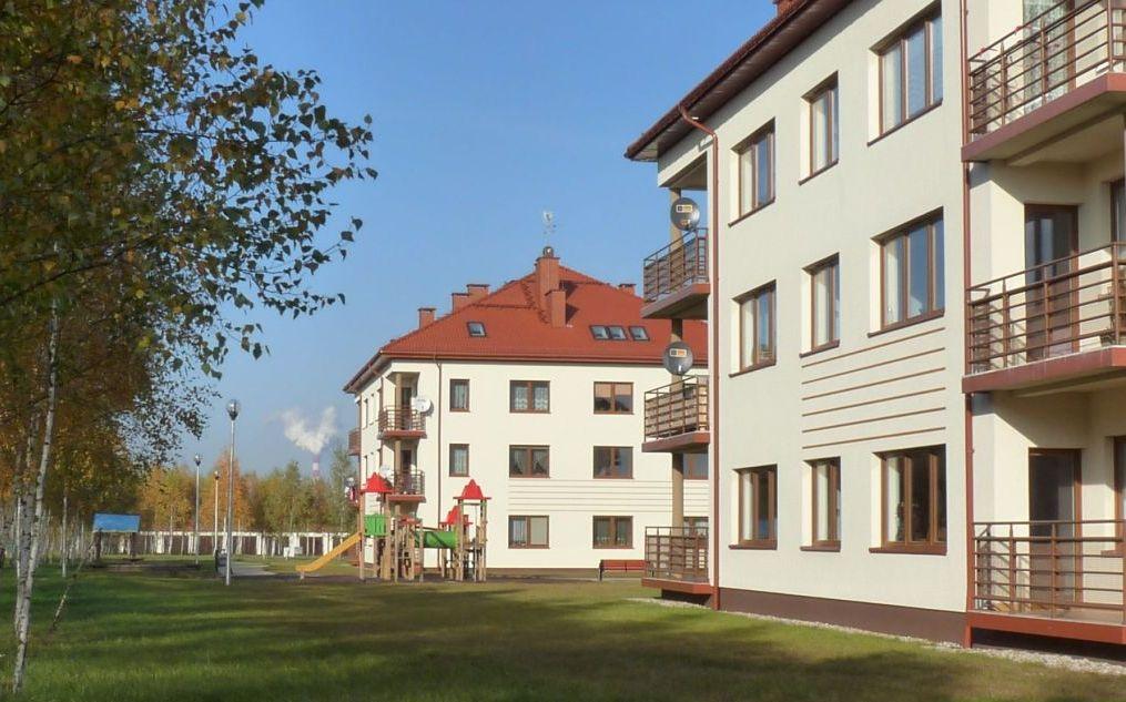 Kleszczów_budynki komunalne