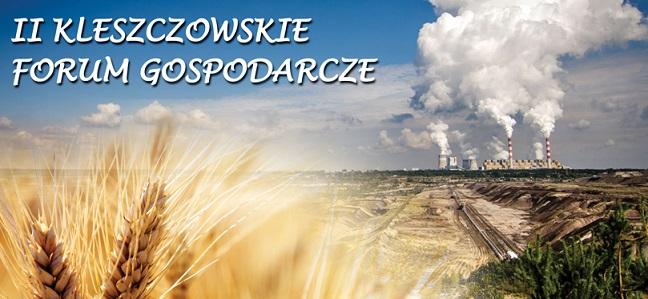 Forum Gospodarcze w Kleszczowie
